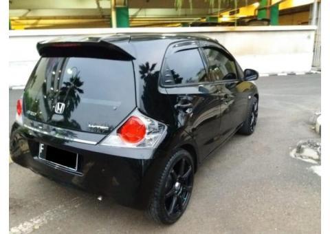 Honda Brio 1.3 At CBU 2013 (Plat F ) Bogor Pajak Baru