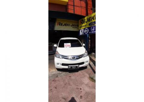 Jual Avanza type G 2011