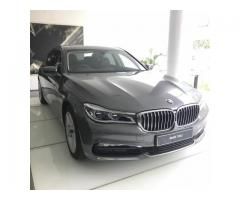 Mobil BMW 7 Series 730 Li Luxury 2018