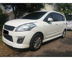 Suzuki Ertiga GL Matic Th 2013 AC sdh Double Blower