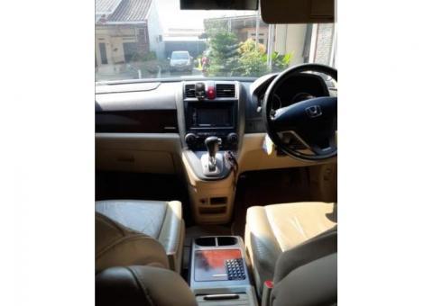 Dijual Honda C-RV 2.4