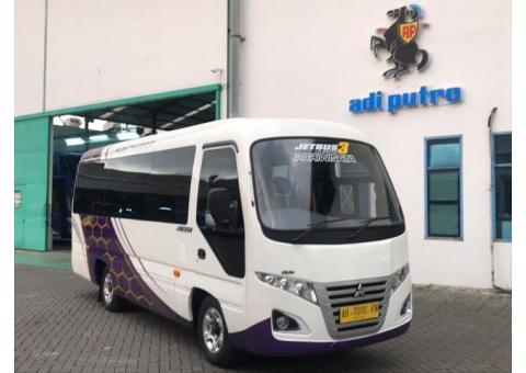 Mistubitsi FE 71 Minibus Jetbus 3