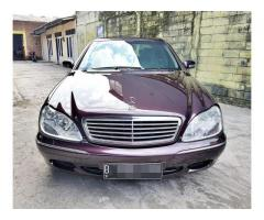 Mercedes Benz S320L CBU BuiltUp German