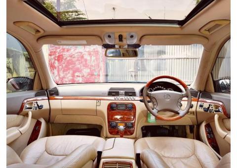 Mercedes Benz S320L CBU BuiltUp German
