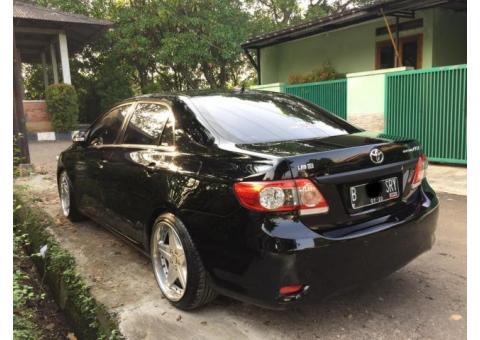 Dijual 2012 Toyota Corolla Altis