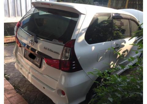 Dijual 2015 Toyota Avanza