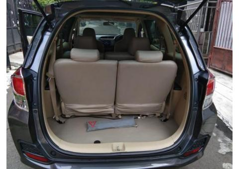 Honda Mobilio S ivtec 2016 manual warna abu2