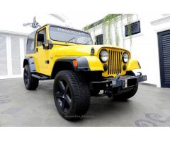 Jeep CJ7 Laredo 4.200cc Th 1982 Bensin