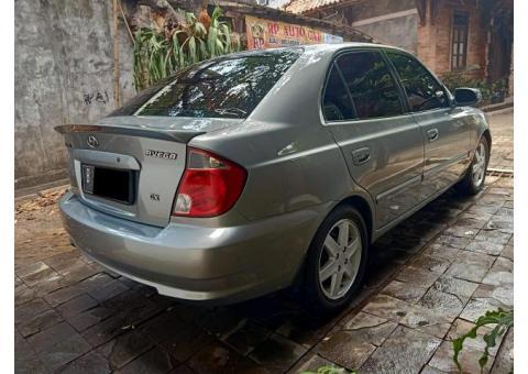 Hyundai Avega Tipe GX Transmisi Manual