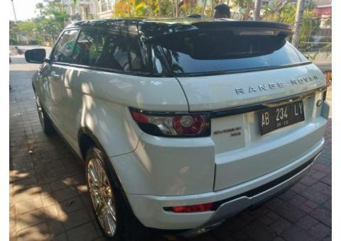 Range Rover Luxury Dinamic 2012