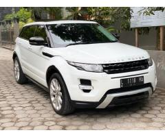 Range Rover Evoque Luxury Dinamic 2013 KM 20RB