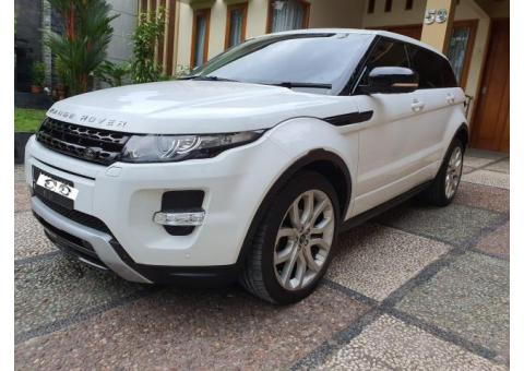 Range Rover Evoque Luxury Dinamic 2013 KM 20RB