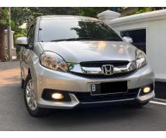Honda Mobilio 1.5 E MT 2014/2015 Low Km
