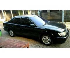 Toyota Soluna Xli 2001 hitam