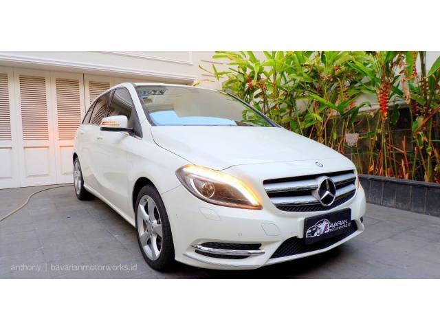 mercy b200 sport 2015 white sdh speedometer model facelift baru 30rban full record