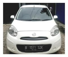 Nissan March 1.2 MT White