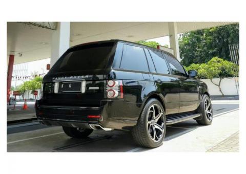 Range Rover Vogue 5.0 SC Autobiography 2012 (#sport#lx570) nopil K 6