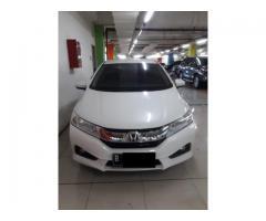 Honda City New Model 1.5 at, th.2014
