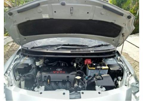 Toyota Vios G AT 1.5 CBU Silver Metalik 2008