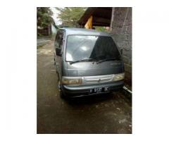 Jual Suzuki Carry Futura GRV 1.5 tahun 2002