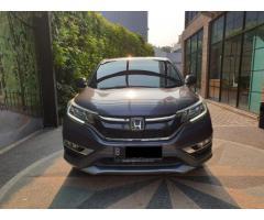 Honda CR-V 2.4 NIK 2015 Metal Grey Metallic KM 71k on going