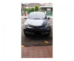 Toyota avanza type e 2014 manual abu2 metalik tng 1