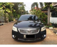 Camry 2.4V at 2009 Hitam Good ConditioN
