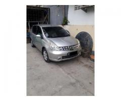 Nissan grandlivina XR 1.5 A/T bgs th 2010 silver/abu2 met mulus bgt