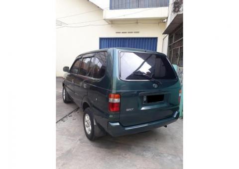 Toyota kijang kapsul 1.8 sgx 6speed Astra th 1998 hijau met