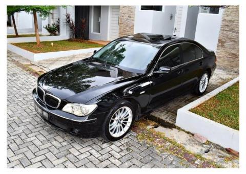 BMW 7-SERIES 745i E65(Short Wheel Base) CBU Germany FULL OPTION