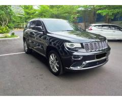 Jeep Grand Cherokee Summit 3.6L 2015 nik 2014 Perfect