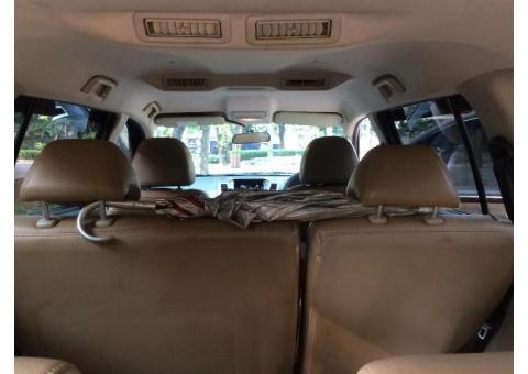 Mitsubishi Pajero Exceed A/T th 2012 Hitam Terawat