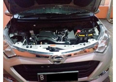 Daihatsu SIGRA R Silver Manual tahun 2018