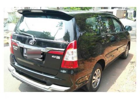Toyota Kijang Innova G 2015 DIjamin Siap Pakai