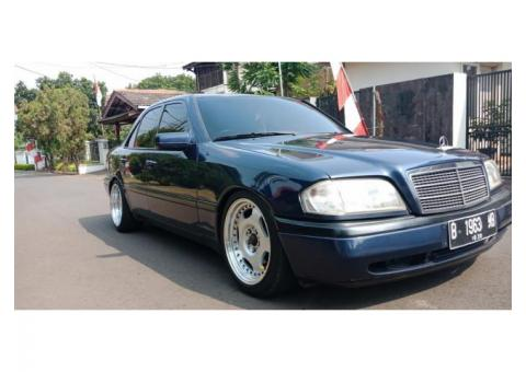 Mercy C200 Manual Tahun 1995