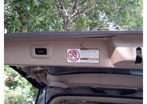 Toyota Alphard G Premium Th 2009 Silver Tgn1 Istimewa
