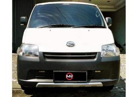 Daihatsu Granmax pickup tahun 2017 tipe 1.3