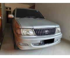 Kijang lgx 1.8 manual th 2003 tangan 1