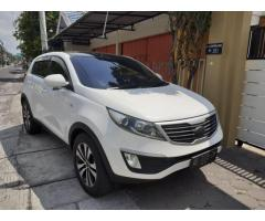 Kia Sportage AT 2013