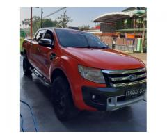 Ford Ranger XLT 4x4 Manual 2012