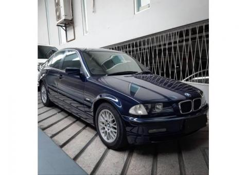 BMW E46 325i kode mesin M54, ISTIMEWA!