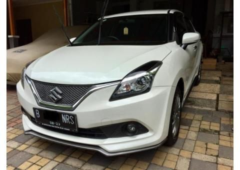 Dijual Suzuki Baleno Hatchback 2018