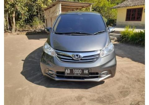 Honda Freed PSD 2014