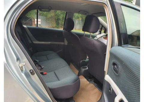 Toyota yaris E manual th 2008 tangan 1 istimewa