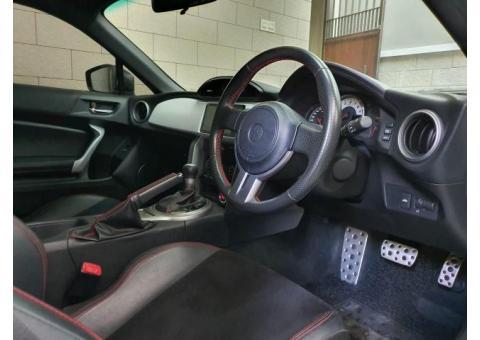 Toyota FT 86 TRD 2012