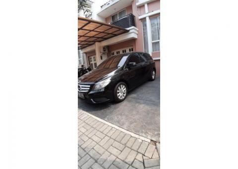 2013 Mercedes Benz B200 1.6 hatchback Urban Istimewa
