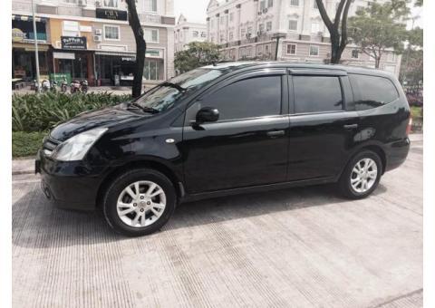 Nissan Grand Livina Tipe SV Th. 2012