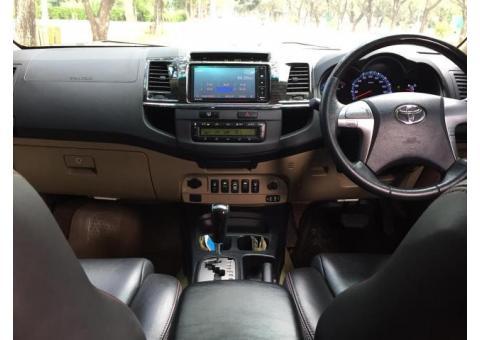 Toyota Fortuner 2.5 G Vnt diesel th 2014 akhir