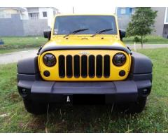 Jeep Wrangler Rubicon 2Door Th 2008