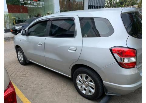 Chevrolet Spin LS 2013 Akhir Istimewa